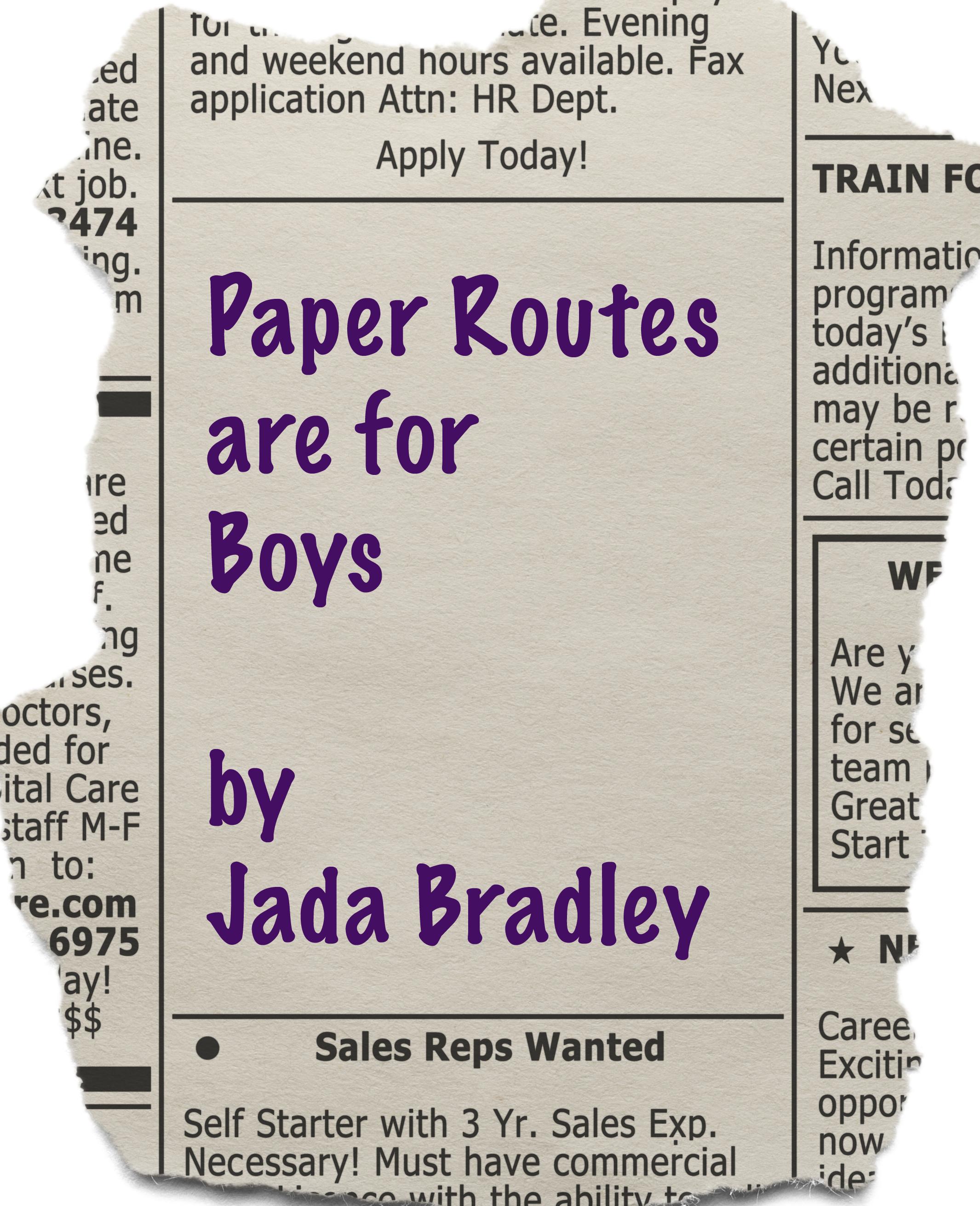 paper routes